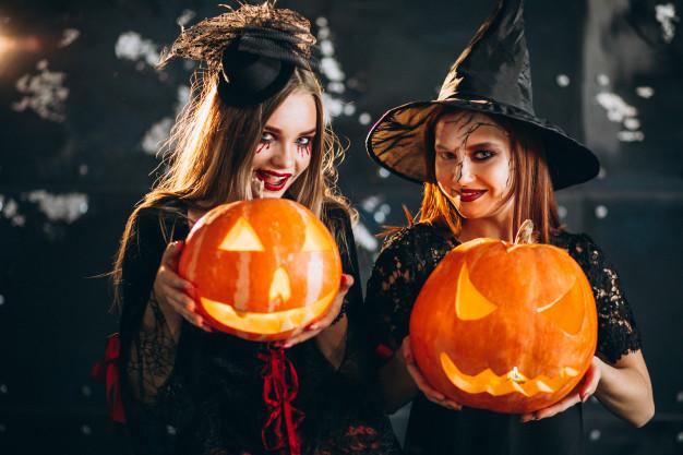 Праздник Хеллоуин - как стать звездой жуткой вечеринки в 2019 году