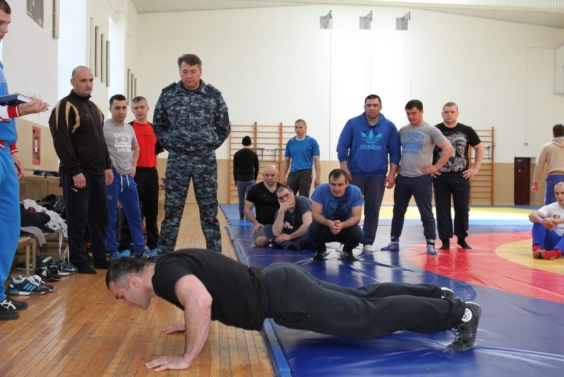 Физическая и боевая подготовка